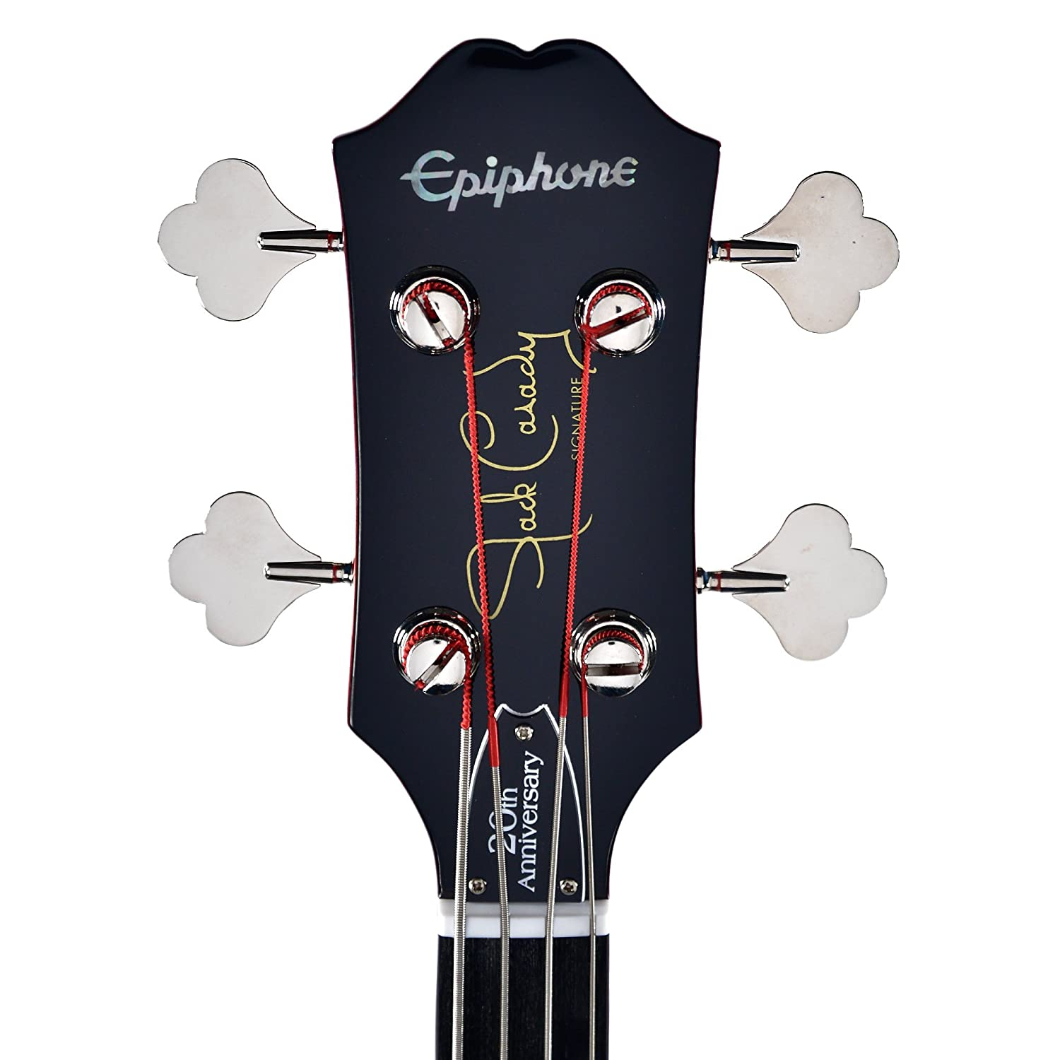 epiphone limited editions 20th anniversary jack casady