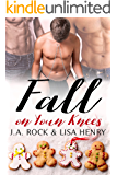 Fall on Your Knees: A M/M/M Holiday Novella