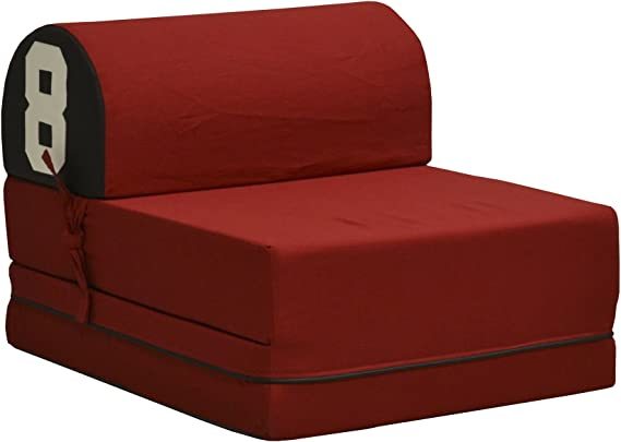 Alinea Cali Canape Chauffeuse 1 Place 60x180cm Rouge Rouge 75 0x60 0 Amazon Fr Cuisine Maison