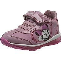 Geox B Todo Girl B, Sneaker Bebé-Niñas