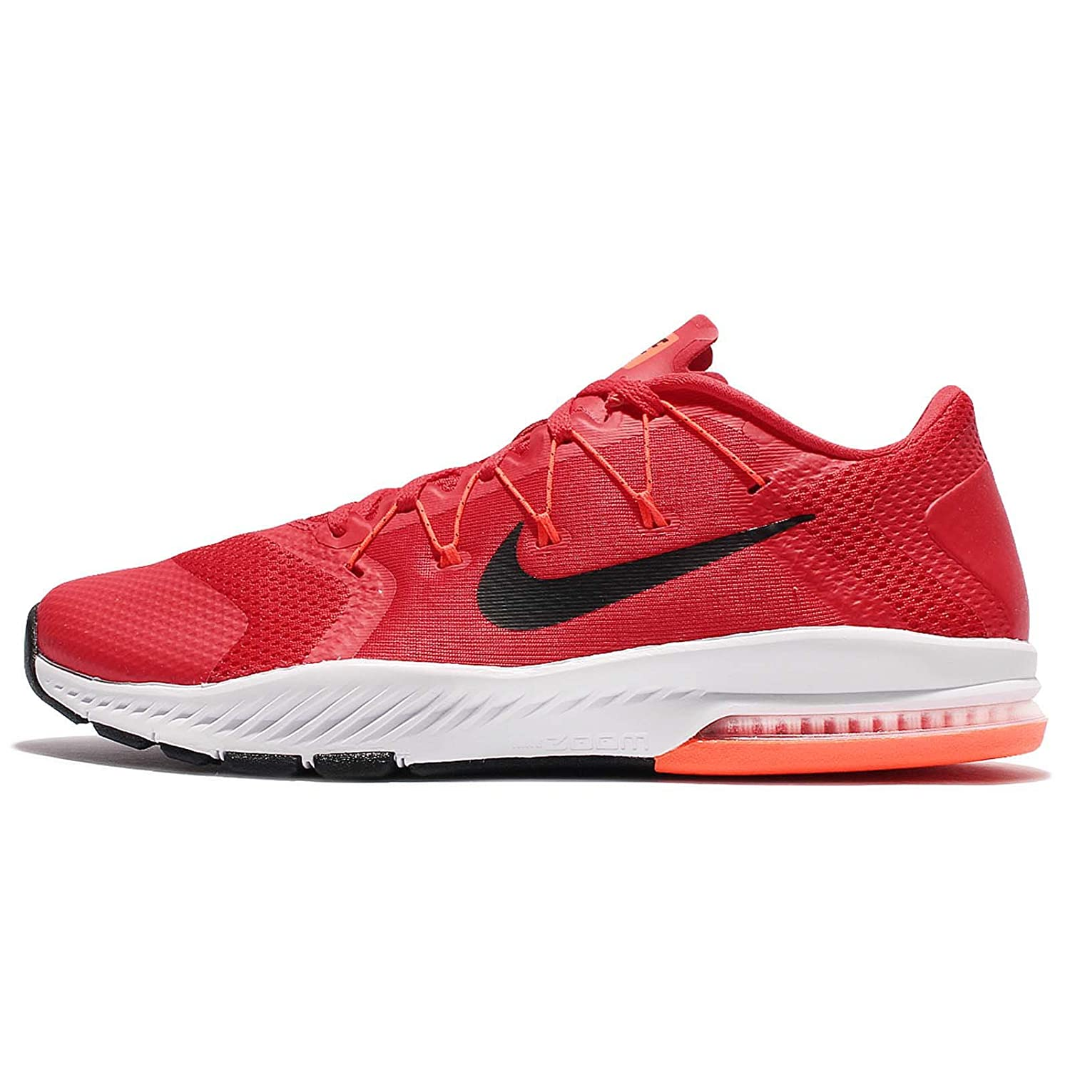 NIKE Air Zoom Train Complete Mens Running Trainers 882119 Sneakers Shoes B01DLD5DMC 14 D(M) US|Action Red Black Crimson 600