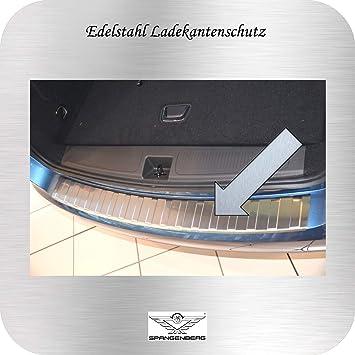 Protección para el Borde del Maletero de Acero Inoxidable para Opel Astra K Sports Tourer Combi