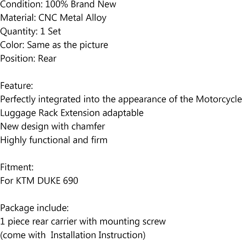 Kit per portapacchi posteriore per Duke 690 Areyourshop
