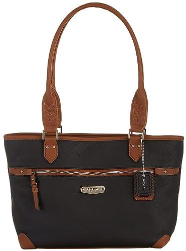 b10ef2374f Amazon.com: Rosetti Janet Double Handle Tote Handbag One Size Light brown:  Shoes