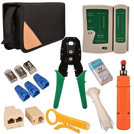 14 opinioni per MyArmor Professional 11-in-1manutenzione riparazione Set di strumenti di