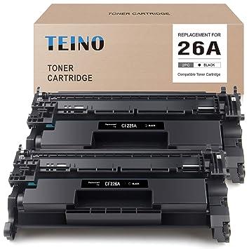 2PK New 26A CF226A Toner Cartridge For HP LaserJet Pro MFP M426fdw M426fdn M402n