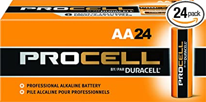 Review Duracell Procell PC1500 Alkaline-Manganese