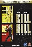 Kill Bill - Vol 1&2 Collection [Edizione: Regno Unito] [Reino Unido] [DVD]