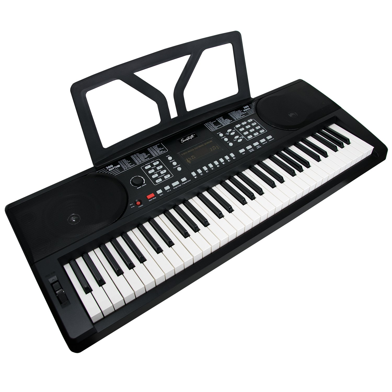 Sawtooth 61-Key Portable Keyboard (ST-PKB-61) by Sawtooth (Image #1)