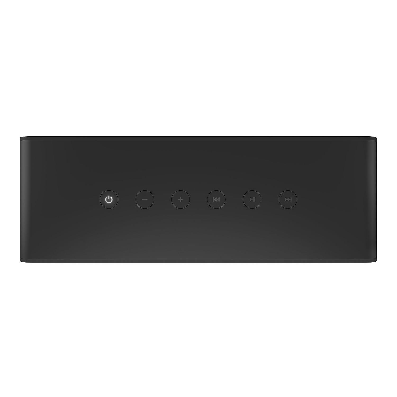 Color Negro Energy Sistem Music Box 9 Bluetooth, USB//microSD, funci/ón Radio FM, 40 W, Sistema Audio 2.0 Altavoz port/átil