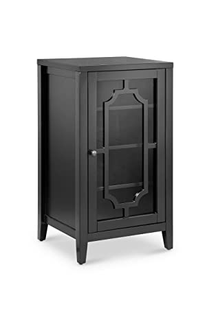 ACME Fina Black Wine Cabinet
