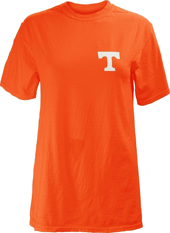売上実績NO.1 NCAA Women 's Women Legacy Short Medium Sleeve Short Garment Washed Tシャツ Medium Tennessee Volunteers B01EC1Z16K, ナカカワネチョウ:302220af --- a0267596.xsph.ru