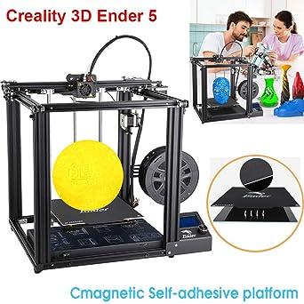 Amazon.com: Creality Ender 5 - Kit de impresión de ...