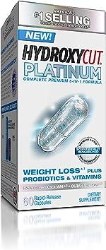 Weight Loss Pills for Women & Men | Hydroxycut Platinum |
