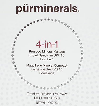 4-in-1 Pressed Mineral Powder Foundation SPF 15 by pür #11