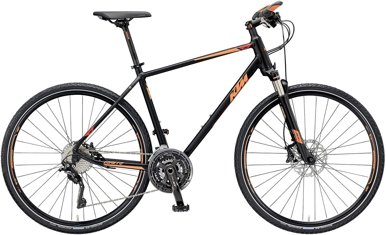 KTM Loreto Cross - Bicicleta para Hombre de 30 Marchas, Cross ...