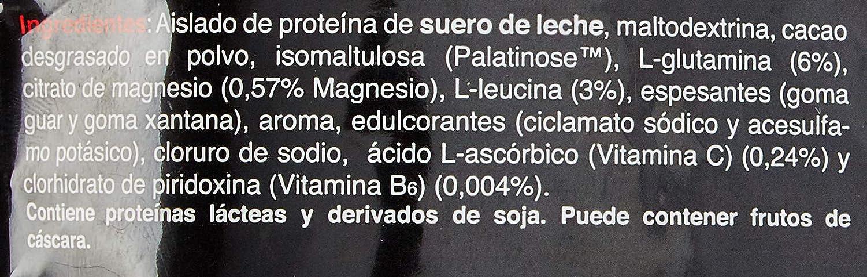 Nutrisport Total Box Protein Chocolate Bolsa 660Gr. 660 g ...