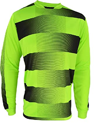 412a3c7e6 Amazon.com  Vizari Corona Goalkeeper Jersey for Kids and Adults  Clothing