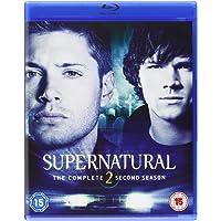 Supernatural: The Complete Second Season (4 izione: Regno Unito] [Import anglais]