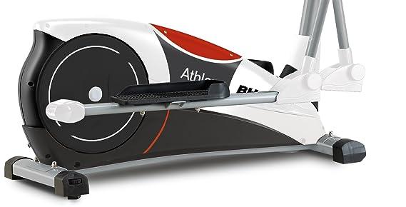 BH Fitness Athlon dual G2336U - Bicicleta elíptica - Sistema inercial 10 Kg - Programas - Dual kit opcional para entrenar con apps: Amazon.es: Deportes y ...