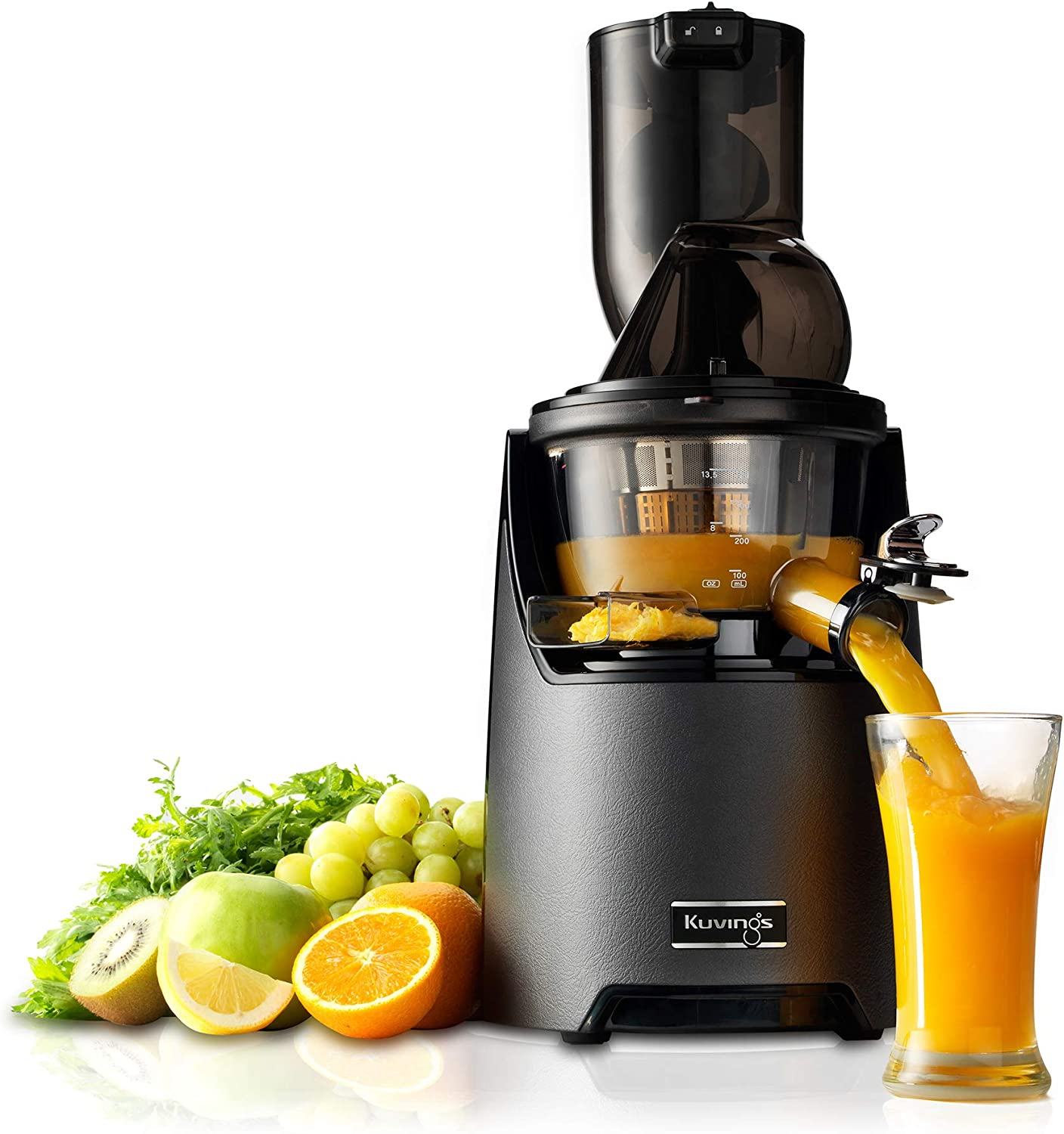 Kuvings Whole Slow Juicer EVO820GM - Higher Nutrients and Vitamins