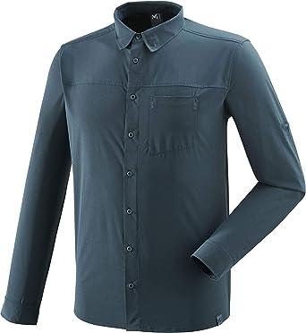 Millet Biwa Stretch Shirt LS - Camisa Hombre: Amazon.es: Ropa y accesorios