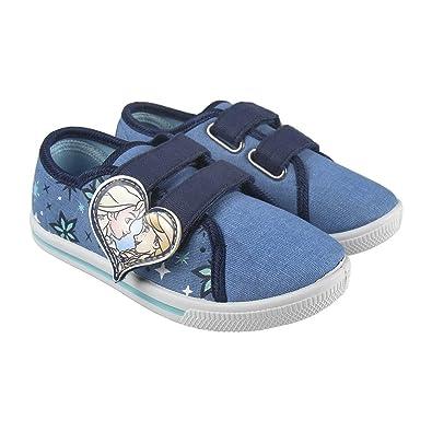 3b9ba920920 Disney Frozen Girls' Low-Top: Amazon.co.uk: Shoes & Bags
