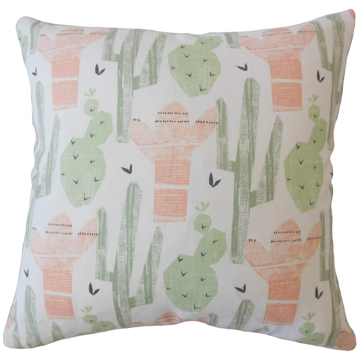 Amazon.com: The Pillow Collection Daeja Graphic Down ...