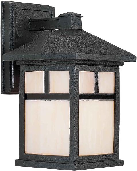 Forte Lighting 1773-01-04 Exterior Wall Light