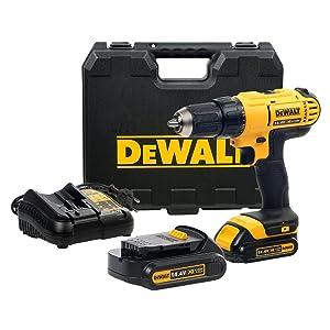 DeWalt DCD734C2-QW Perceuse-visseuse sans fil 13 mm 14,4V/1,3Ah