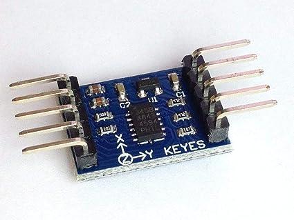 ADXL345 3 Axis acelerometro original Keyes modulo I2C Arduino PIC Raspberry