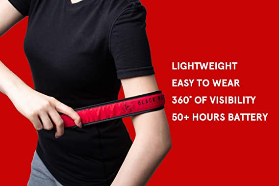 Camping & Hiking Back To Search Resultssports & Entertainment Strong Reflective Safe Belt Strap Bike Eco-friendly High Visibility Cycling Running Band For Ankle Arm Wrist Safety Bands Convenience Goods