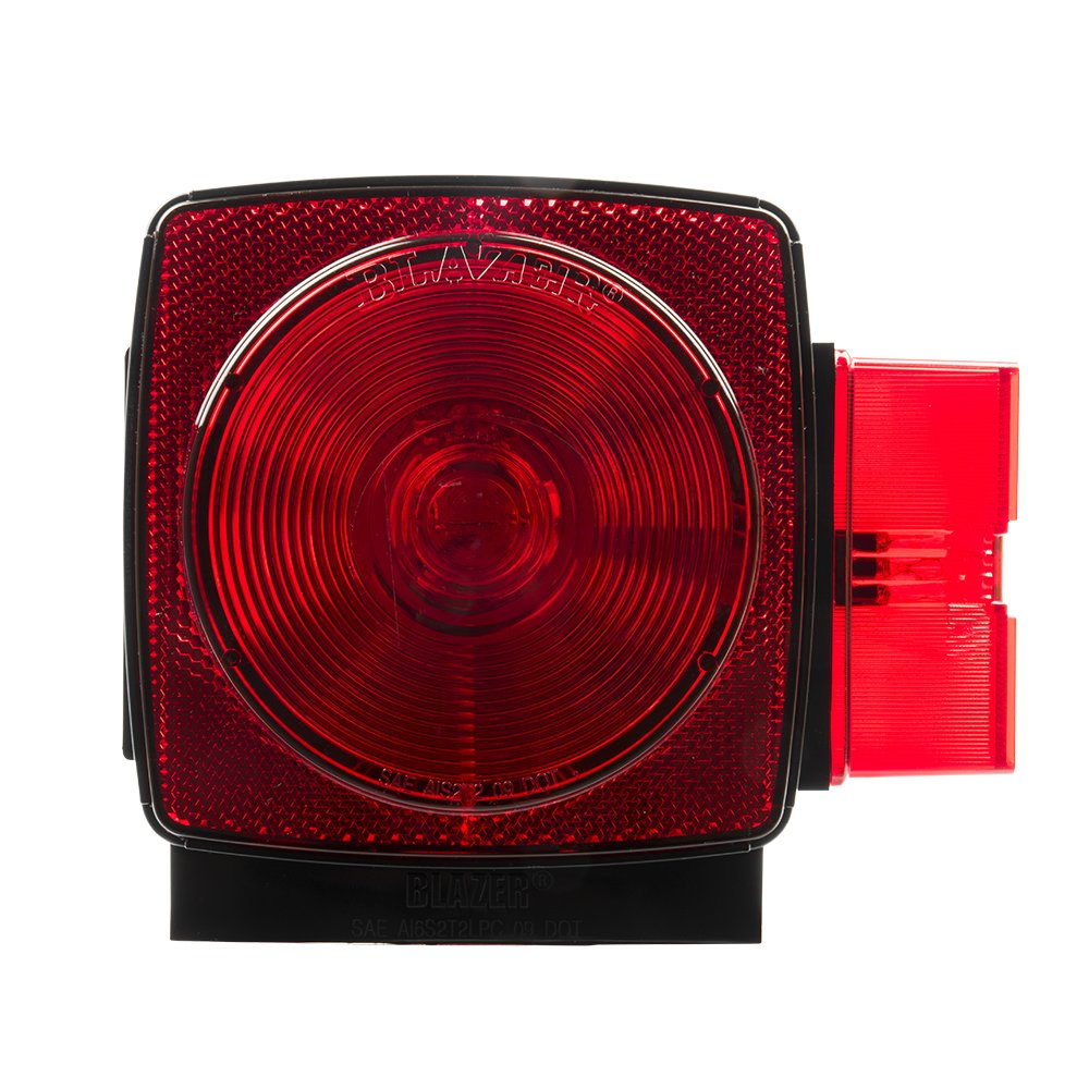 Blazer B94 7-Function Submersible Stop/Tail/Turn Light - Square