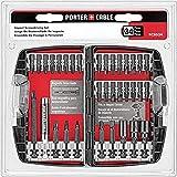 PORTER-CABLE 34-Piece Impact Driver Bit Set