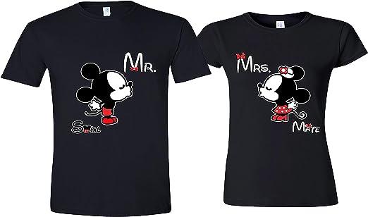Mickey Minnie Juego De Camisas Para Pareja De Mickey Minnie Precio 1 Camisa Clothing