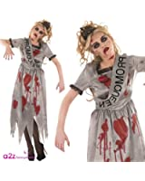 Zombie Prom Queen - Adult Costume Lady: M (UK: 12-14)