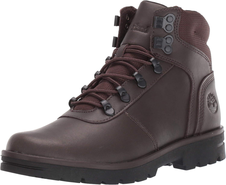 Timberland Men s Newtonbrook Mid Hiker Ankle Boot