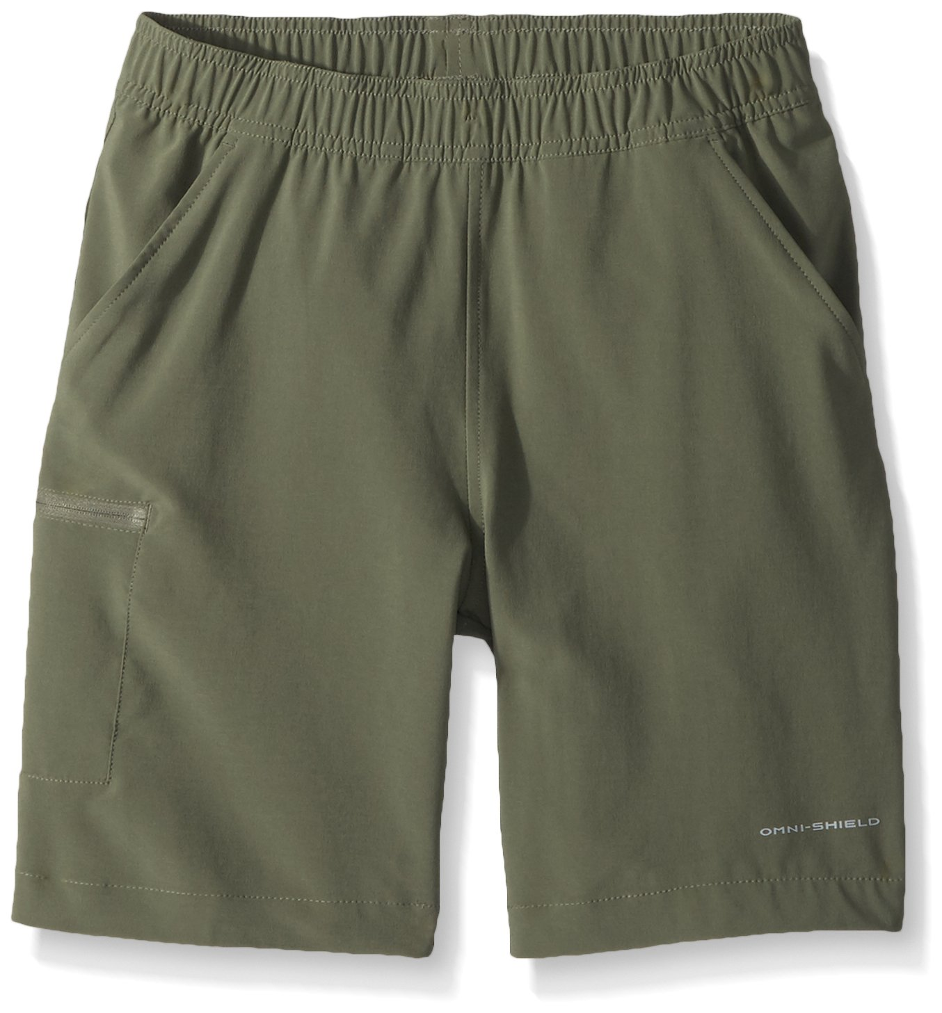 Columbia Boys Hike Along Shorts, Cypress, Small by Columbia