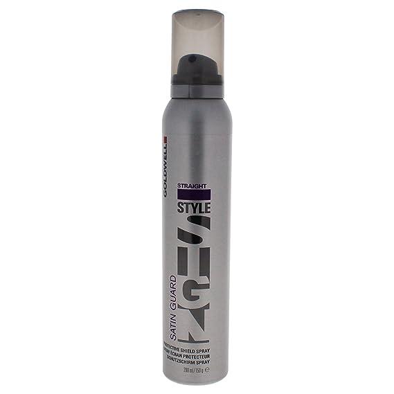 goldwell satin guard spray