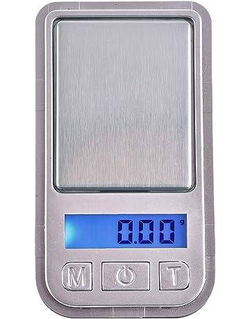 Quantum Abacus Precise: Báscula digital de precisión/balanza para correo/joyería, graduación