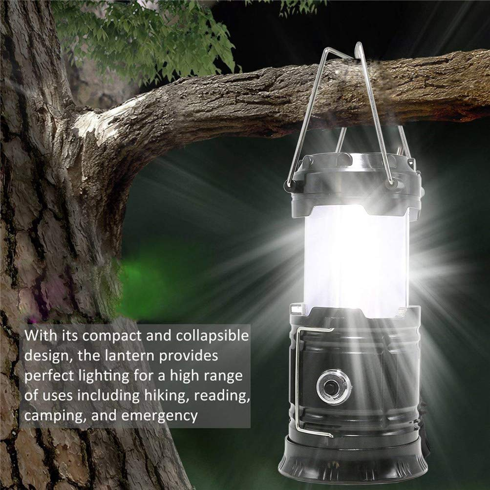 Zelten//Camping,Angeln,Hochzeit,Festival SXYHKJ 2 Pack Faltbare LED Campinglampe,Camping Lantern,Taschenlampe Tragbar f/ür Outdoor,Collapses-Super Hell-Leicht-Wasserdicht-Perfekt geeignet f/ür Wandern