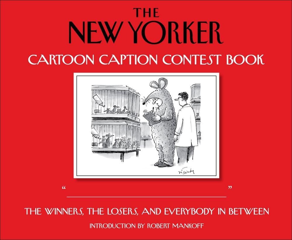 New Yorker Magazine Caption Contest 2