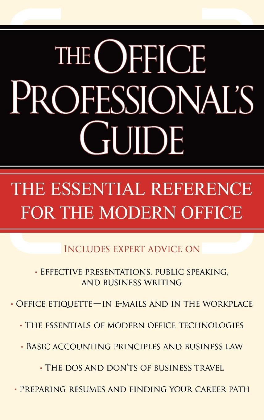 The Office Professional's Guide