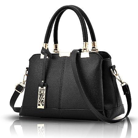 245acd0476b Image Unavailable. Image not available for. Colour  Tisdaini Women s  Handbag Fashion Litchi Pattern Shoulder Crossbody Bag