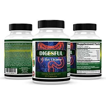 Amazon.com: Reference Supplements Colon Cleanse Pills - 30