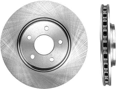 Rotors w//Metallic Pad OE Brakes 2008 2009 Saturn Astra Rear