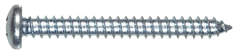 14 x 1-Inch 4-Pack The Hillman Group 490228 Pan Head Phillips Sheet Metal Screw