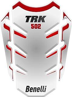 RESINATO EFFETTO 3D compatibile con Benelli TRK 502 X Red PARASERBATOIO ADESIVO