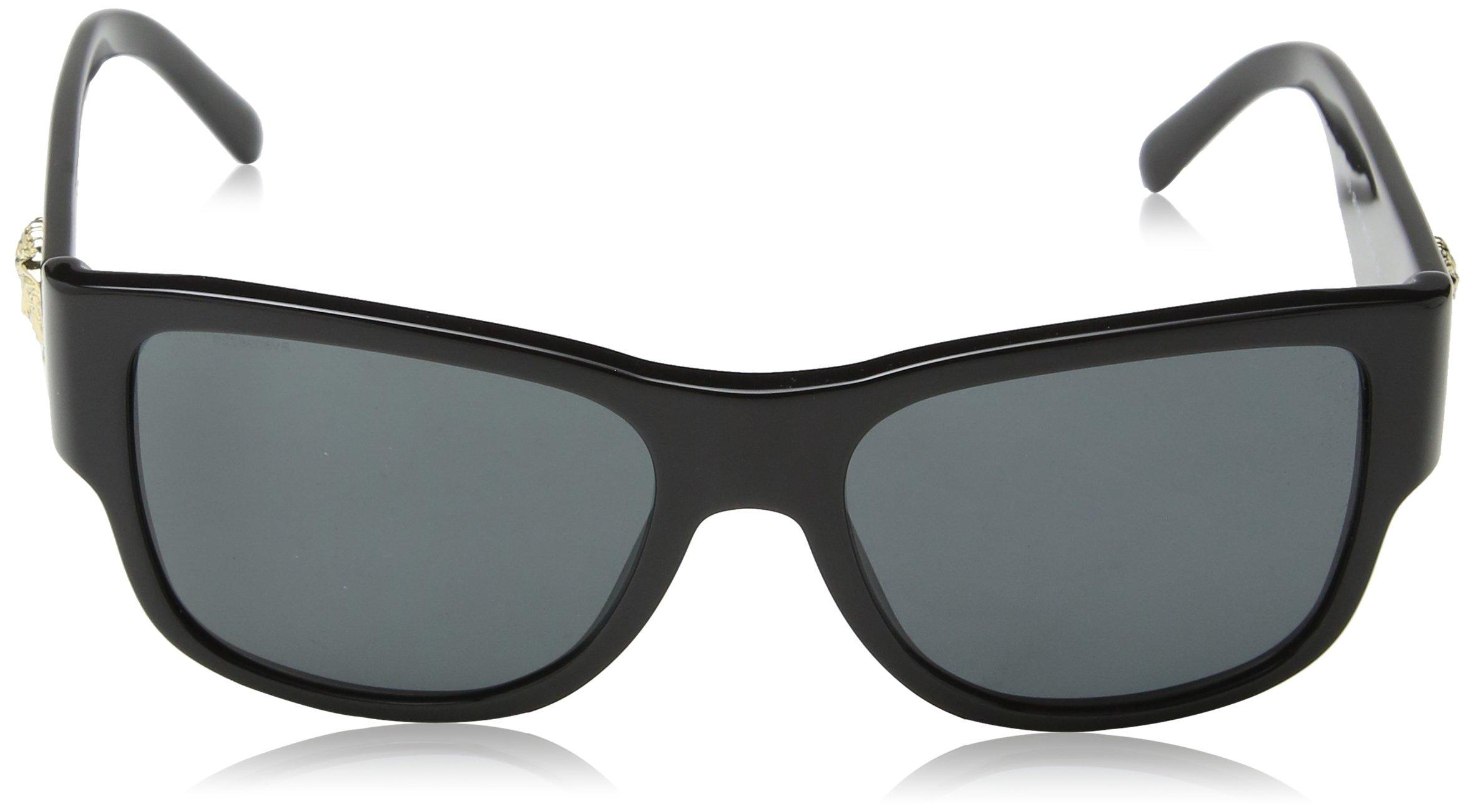 9ea5404caa6 Versace sunglasses VE4275 GB1 87 Acetate Black - Gold Black - The ...