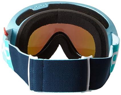 POC Retina Big - Gafas de esquí Julia Mancuso ED, Blue, pc405311534one1: Amazon.es: Deportes y aire libre